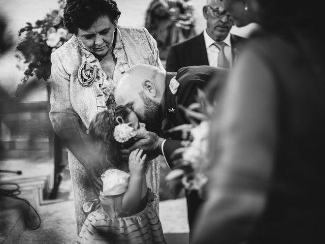 La boda de Luis y María en Valdastillas, Cáceres 28