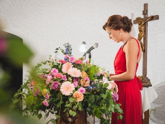 La boda de Luis y María en Valdastillas, Cáceres 29