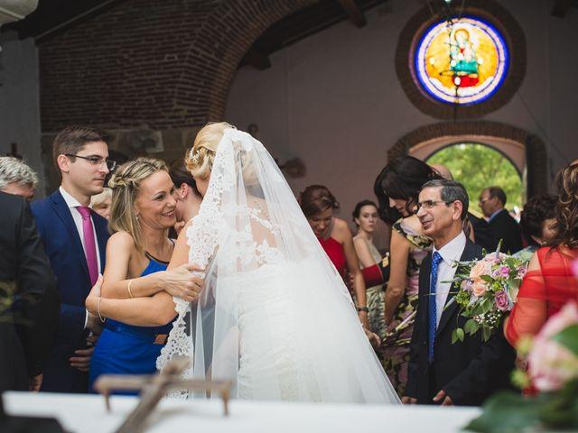 La boda de Luis y María en Valdastillas, Cáceres 31