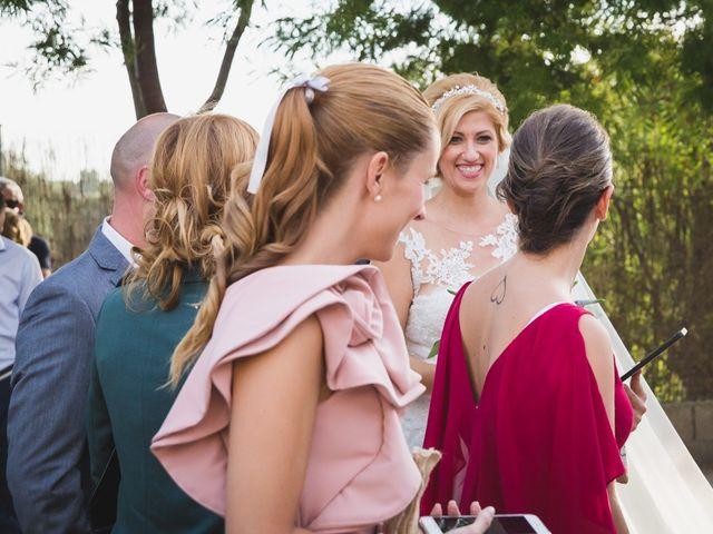 La boda de Luis y María en Valdastillas, Cáceres 35