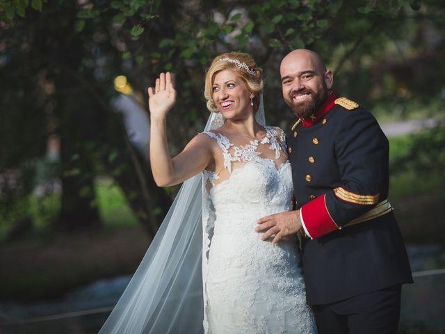 La boda de Luis y María en Valdastillas, Cáceres 38