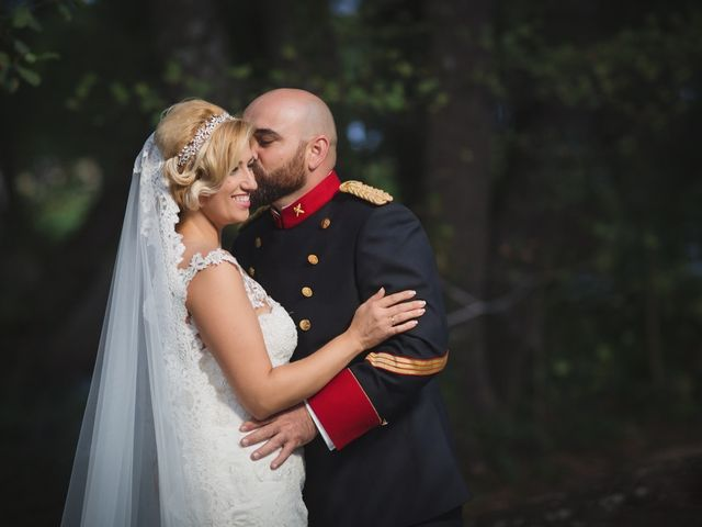 La boda de Luis y María en Valdastillas, Cáceres 39