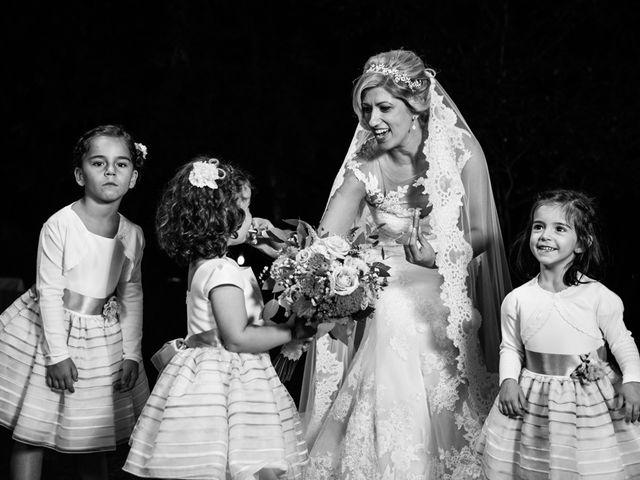 La boda de Luis y María en Valdastillas, Cáceres 40