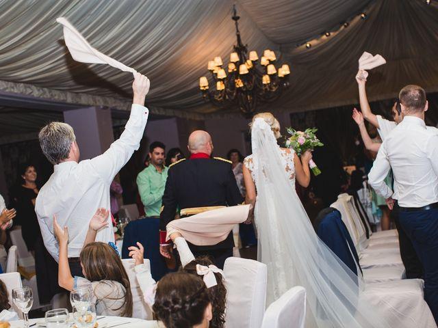 La boda de Luis y María en Valdastillas, Cáceres 42