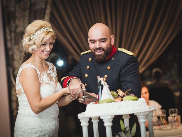 La boda de María y Luis