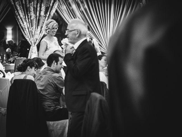La boda de Luis y María en Valdastillas, Cáceres 44