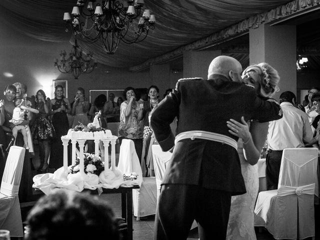 La boda de Luis y María en Valdastillas, Cáceres 45