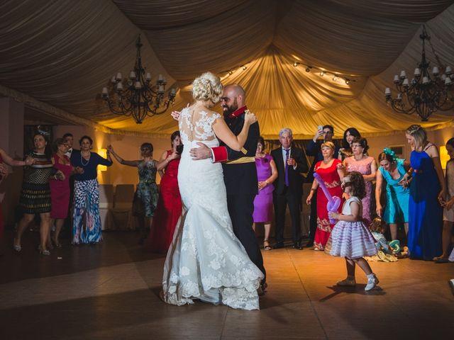 La boda de Luis y María en Valdastillas, Cáceres 47