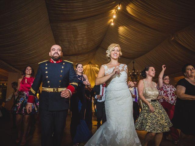 La boda de Luis y María en Valdastillas, Cáceres 52