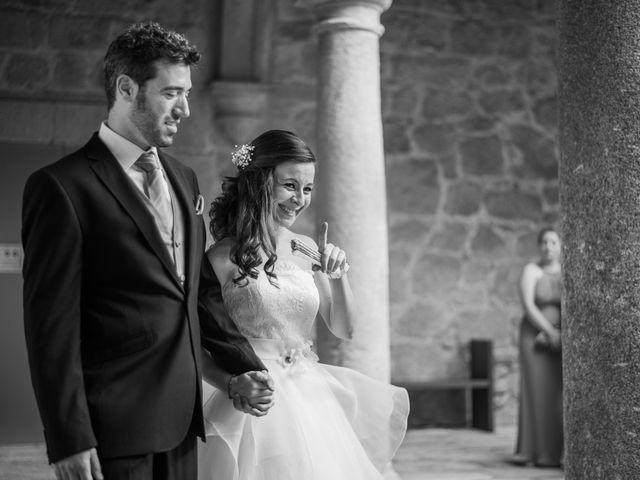 La boda de Antonio y Eva en Nogueira De Ramuin, Orense 4