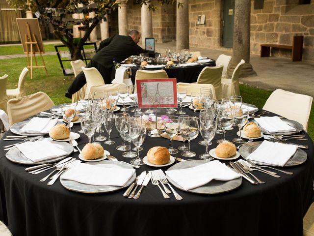 La boda de Antonio y Eva en Nogueira De Ramuin, Orense 11