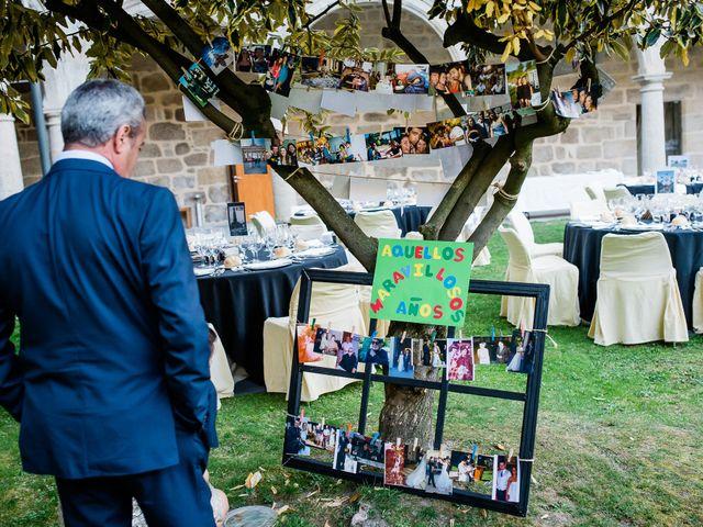 La boda de Antonio y Eva en Nogueira De Ramuin, Orense 12