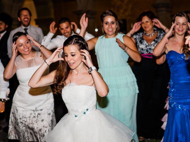 La boda de Antonio y Eva en Nogueira De Ramuin, Orense 13