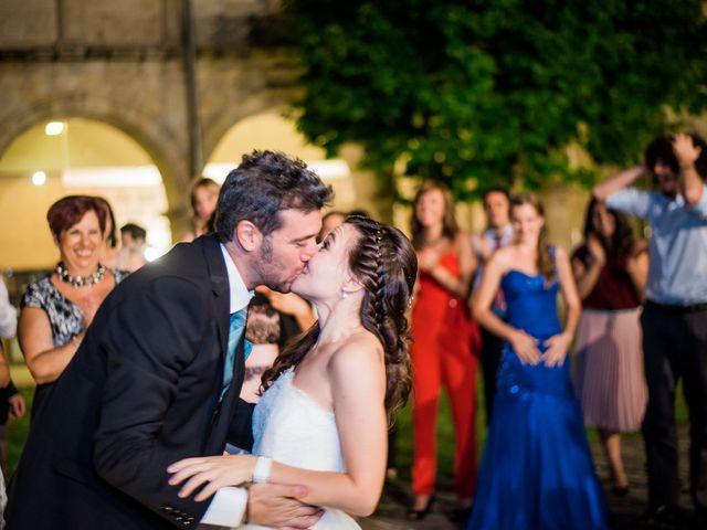 La boda de Antonio y Eva en Nogueira De Ramuin, Orense 14