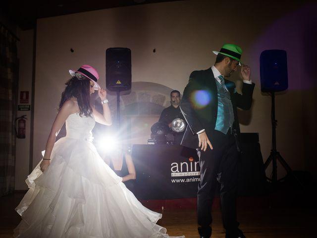 La boda de Antonio y Eva en Nogueira De Ramuin, Orense 17