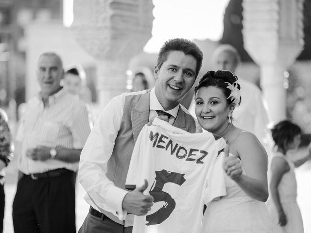 La boda de Juan Antonio y Adriana en Banyeres De Mariola, Alicante 15