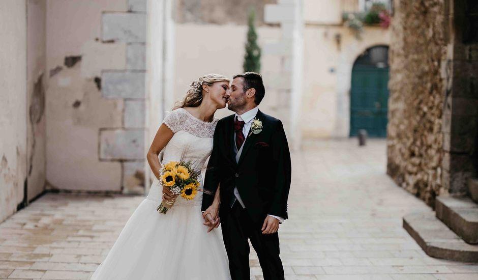 La boda de Edu y Marta en Vilanova I La Geltru, Barcelona