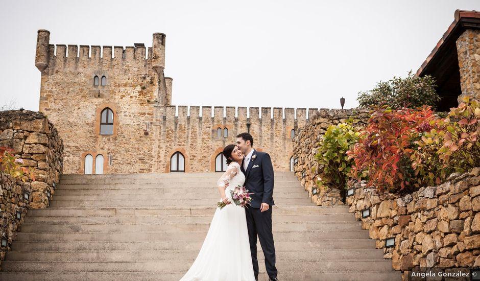 La boda de Pablo y Yolanda en Lugo De Llanera, Asturias