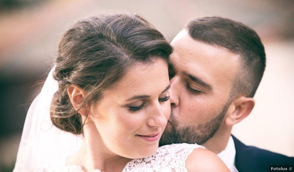 La boda de Jonathan y Agathe en Segovia, Segovia