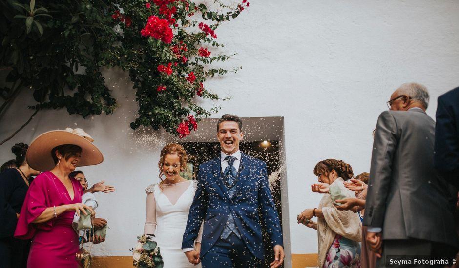 La boda de Joaquín y Aida en Alcala De Guadaira, Sevilla
