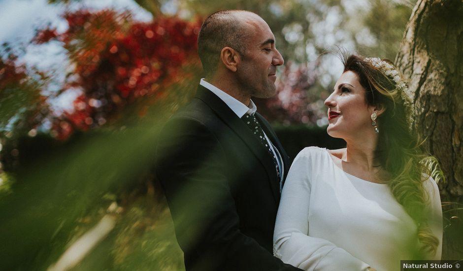 La boda de Jose Manuel y Marta en La Rabida, Huelva