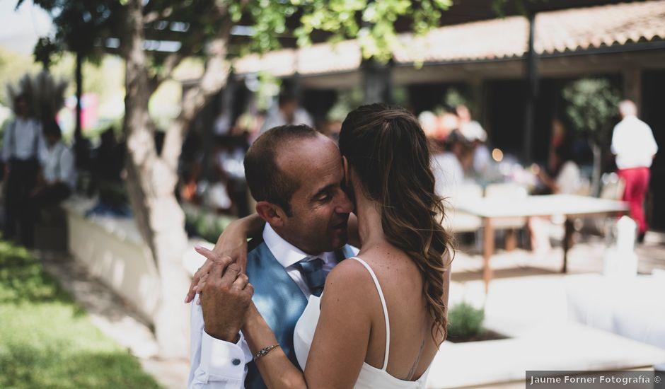 La boda de Daniel y Cristina en Andratx, Islas Baleares
