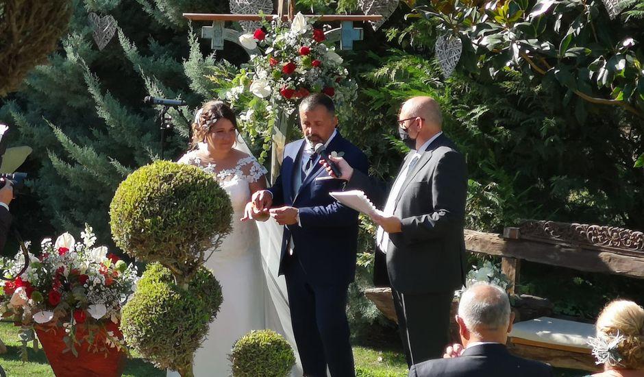La boda de Toni y Silvia en Sant Fost De Campsentelles, Barcelona