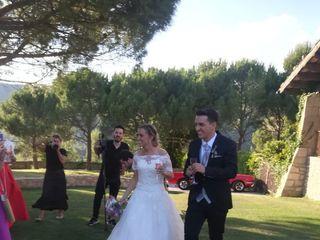 La boda de Silvia Julvez  y Pablo Fernández  2