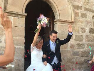 La boda de Silvia Julvez  y Pablo Fernández  3