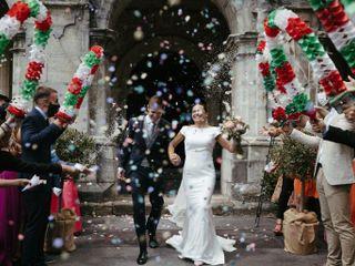 La boda de Amaia y Sergio