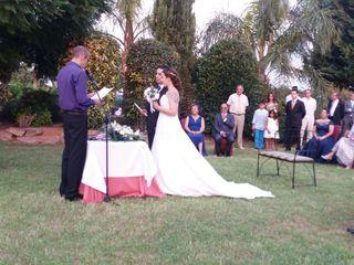 La boda de Myriam y Emiliano