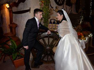 La boda de Lourdes y David 1