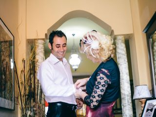 La boda de Sonia y Silver 1