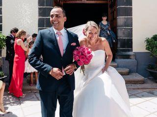La boda de Carmen y Juan Ramón