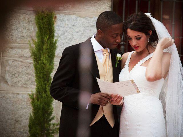 La boda de Keren y David