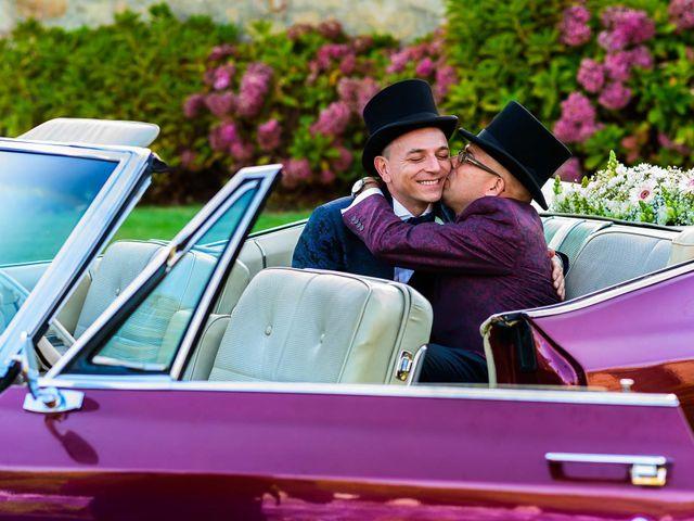 La boda de Jorge y Esteban