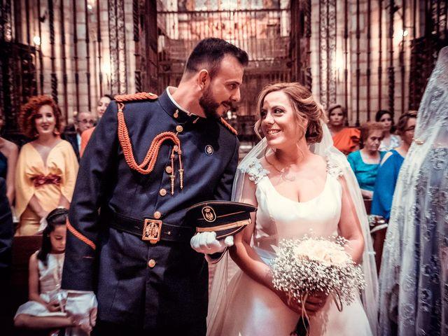 La boda de Javier y Yolanda en Badajoz, Badajoz 19