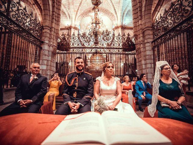 La boda de Javier y Yolanda en Badajoz, Badajoz 20