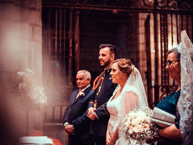 La boda de Javier y Yolanda en Badajoz, Badajoz 21