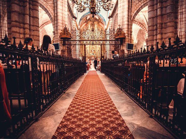 La boda de Javier y Yolanda en Badajoz, Badajoz 25