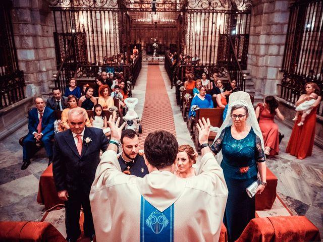 La boda de Javier y Yolanda en Badajoz, Badajoz 30