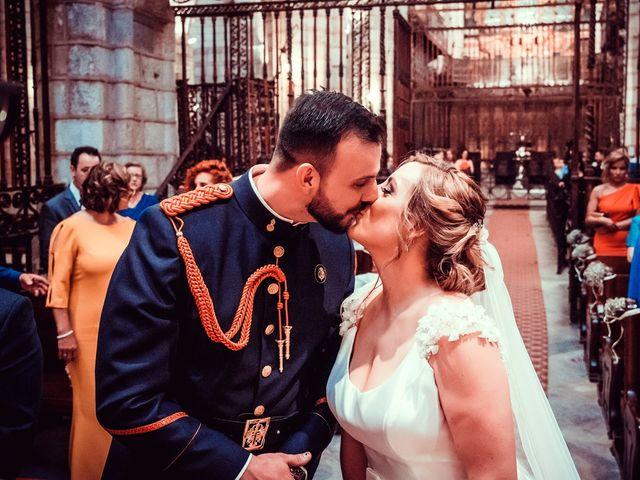 La boda de Javier y Yolanda en Badajoz, Badajoz 31