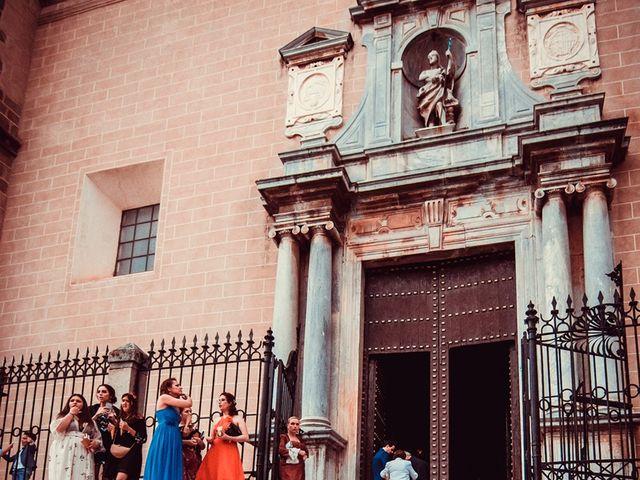 La boda de Javier y Yolanda en Badajoz, Badajoz 34