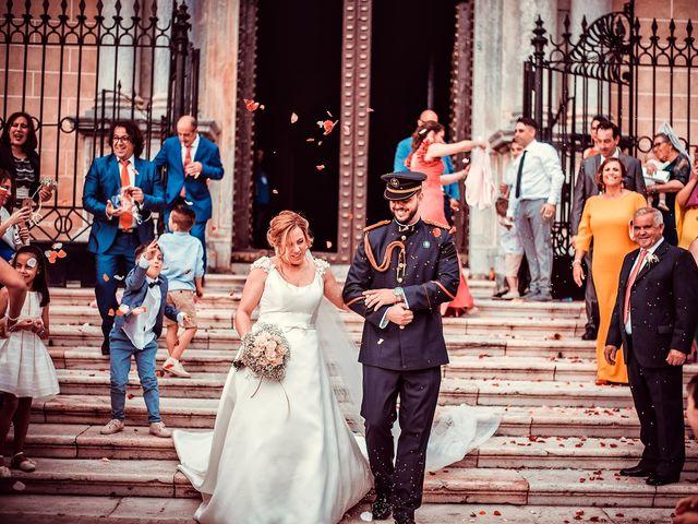 La boda de Javier y Yolanda en Badajoz, Badajoz 35
