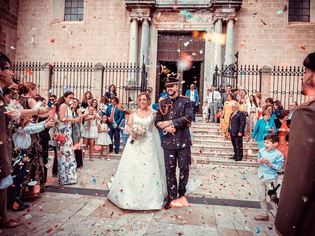 La boda de Javier y Yolanda en Badajoz, Badajoz 36