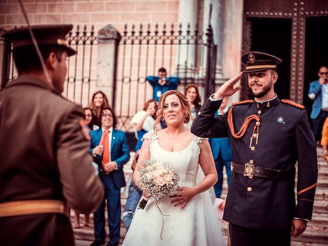 La boda de Javier y Yolanda en Badajoz, Badajoz 38