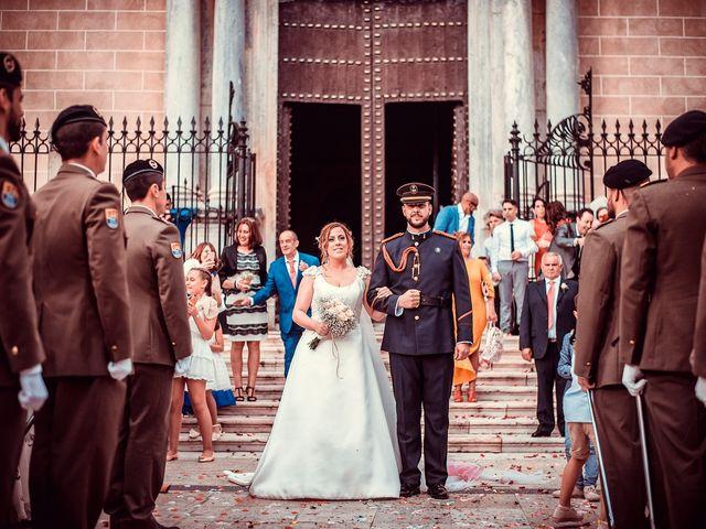 La boda de Javier y Yolanda en Badajoz, Badajoz 40