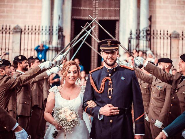 La boda de Javier y Yolanda en Badajoz, Badajoz 42