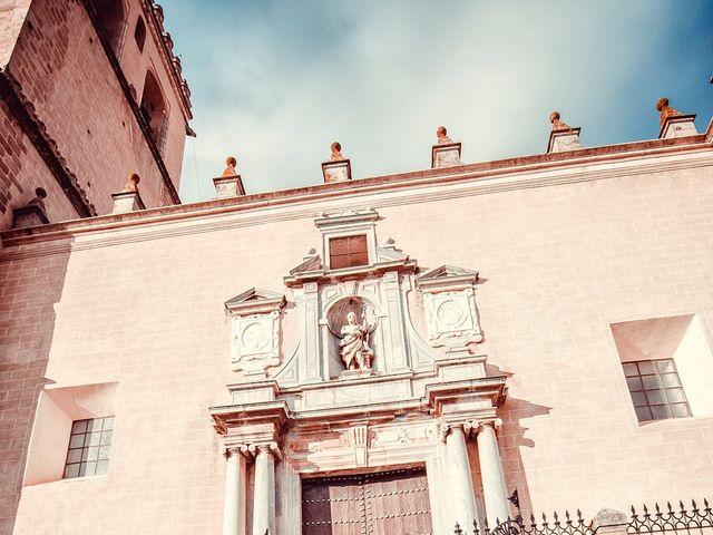 La boda de Javier y Yolanda en Badajoz, Badajoz 45