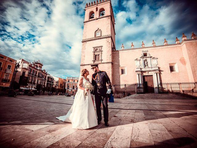 La boda de Javier y Yolanda en Badajoz, Badajoz 46